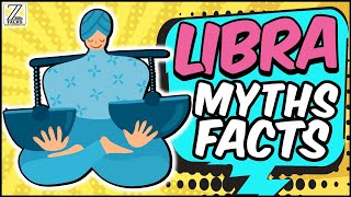 5 Bizarre MYTHS And FACTS About Libra Zodiac Sign