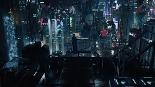 Ghost In The Shell (2017) - Future Noir - Paramount Pictures