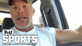 Brett Favre: I Know I Can Play At NFL Level But I Don't Wanna Get Hit Anymore! | TMZ Sports