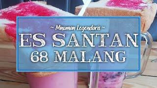 Segar Manis Gurih Berpadu Jadi Satu, Es Santan 68 Minuman Legendaris di Malang yang Wajib Dicoba