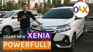 First Drive Daihatsu Grand New Xenia 2019 | OLX Indonesia