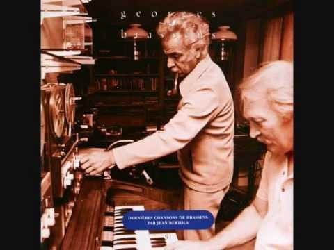 Georges Brassens-Entre l'Espagne et l'Italie