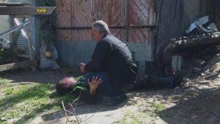 В Києві випадковий свідок врятував життя чоловікові