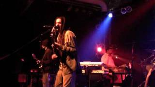 Julian Marley & The Uprising - Jah Works  [Live in  Cologne, Germany 12/6/2009]