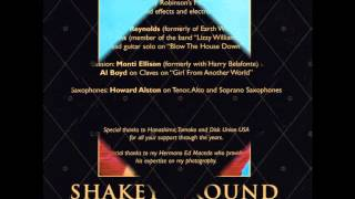 Alphonso Boyd - Shakey Ground