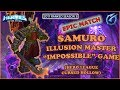 Grubby Heroes of the Storm Samuro Impossible Game w Illusion Master HL 2017 S3 Cursed H