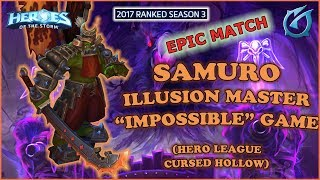 Grubby | Heroes of the Storm - Samuro -