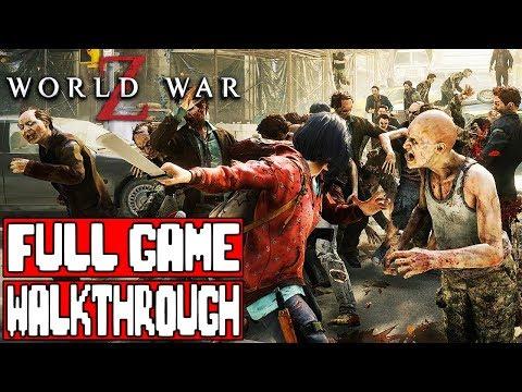 Gameplay de World War Z
