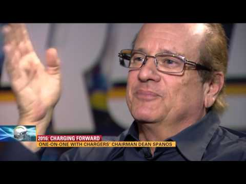 Charging Forward - Kyle one on one with Dean Spanos