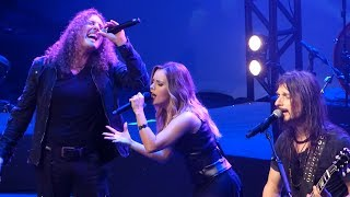 Angra feat. Sandy - Heroes of Sand - 2018.07.21 - Live in Sao Paulo, Brazil