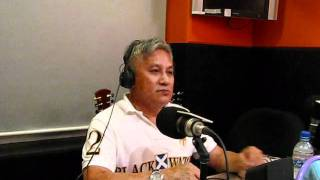 Gambar cover Glam TV: Exclusive Interview With Datuk Chef Wan By DJ Hafeez Glamour on RIA 89.7 FM - Part 3