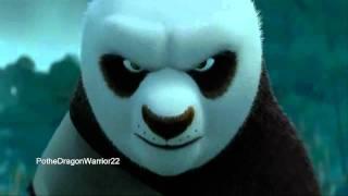 Kung Fu Panda Not Afraid