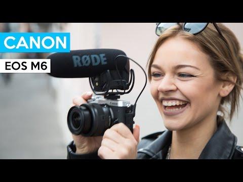 Canon EOS M6 Systemkamera | die fast perfekte VLOGGING Kamera | Review Deutsch