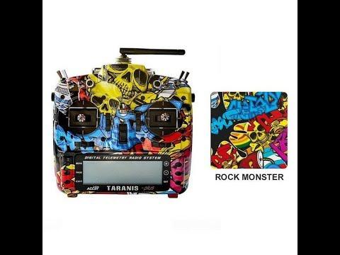 FrSky 2 4G 16CH Taranis X9D Plus Transmitter SPECIAL EDITION M9 da Banggood