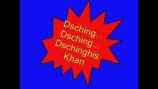 Dschinghis Khan  Dschinghis Khan + Lyrics