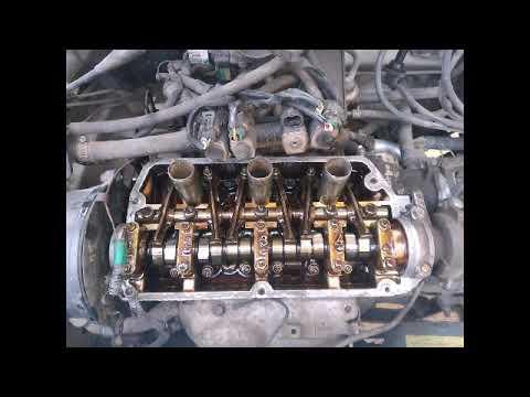 Engine Tappet clearance Adjustments Maruti Suzuki Alto Car
