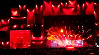 Muse Rock in rio 2018 4k HDR in Samsung S9 Plus