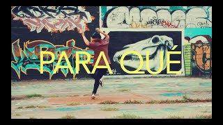 Video Para Qué de Mauricio Rivera feat. Naela