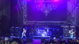 Steelheart - Like Never Before - M3 Festival, 2013