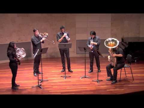 Yerba Buena Brass Quintet