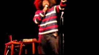 Reggie Watts at MHOW 5