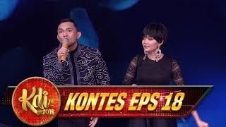 Dueeet Kecee Dari Rina & Fahrul [JANGAN ADA DUSTA DIANTARA KITA] - Kontes KDI Eps 18 (29/8)