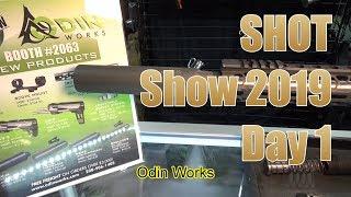 SHOT Show 2019 Day 1