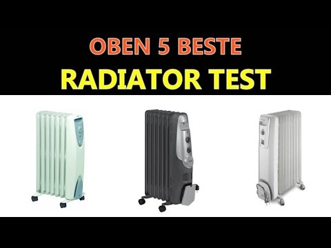 Beste Radiator Test 2019