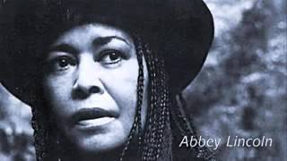 Abbey Lincoln   BROTHER, WHERE ARE YOU