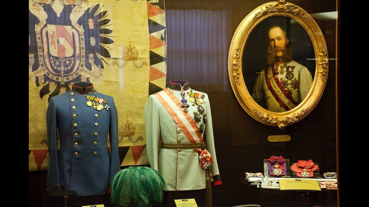 Die Orden Kaiser Franz Josephs