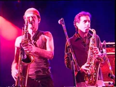 La Mississippi video En busca de pleitos - San Pedro Rock II / Argentina 2004