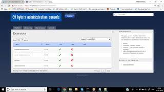 SAP Hybris Commerce Data Modelling 1 Unit 14