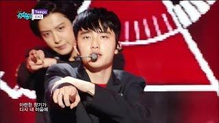 EXO (엑소) - TEMPO (템포) Stage Mix 무대모음 교차편집