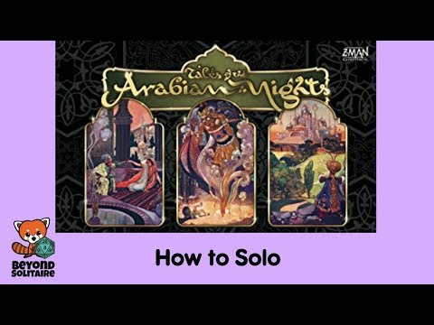 How to Solo: Tales of the Arabian Nights