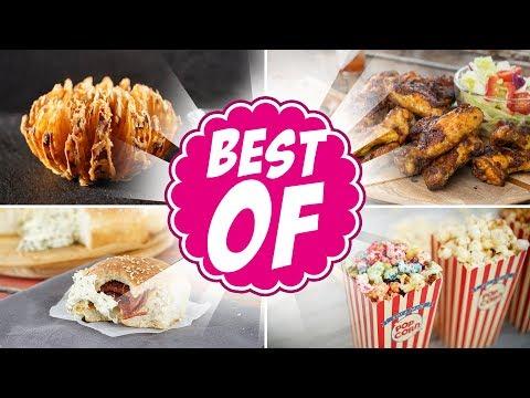 Die BESTEN Party-Snacks   Sallys Best Of / Sallys Welt