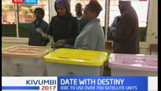 Voting underway in Langata constituency