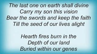 Arghoslent - The Purging Fires Of War Lyrics