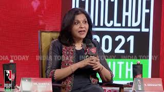 How India Can Achieve 5 Trillion Economy? Top Industrialists Answer| India Today Conclave South 2021