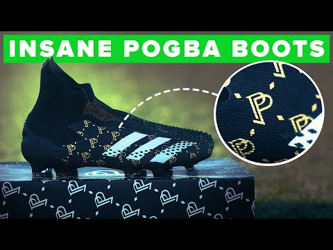 Why these new Pogba boots look like fashion shoes