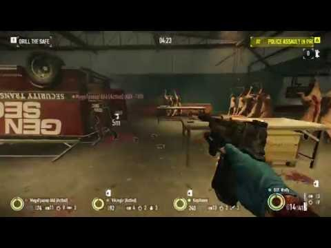 Mutiple Out of Bound and Map Breaking Exploits  :: PAYDAY 2