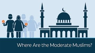 Where Are the Moderate Muslims?