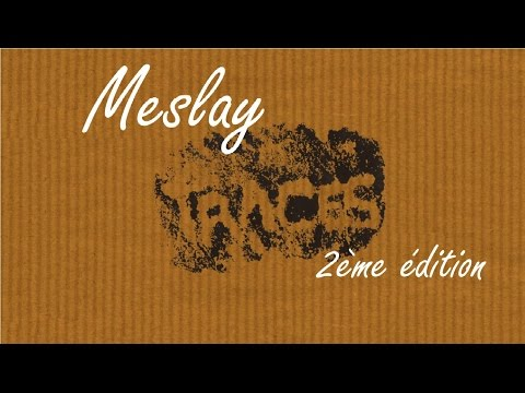 """Lancement de """"Meslay Traces"""", édition 2016"""