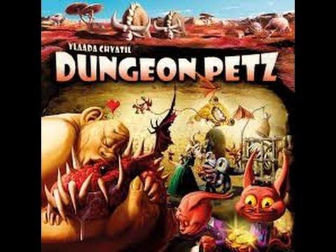 Dungeon Petz Playthrough