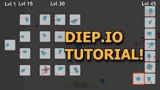 Classes Tree New Diep Io