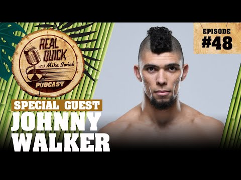 RQMS Podcast EP #48 – LHW contender, Johnny Walker