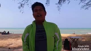 preview picture of video 'พาเที่ยวหาดตะโล๊ะกาโปร์ กัน!!!!'