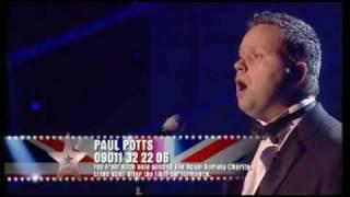 Paul Potts Nessun Dorma BGT Final