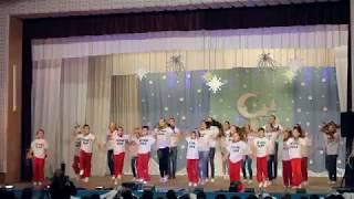 Танцевальный коллектив - Ритмы Века (Чобручи)