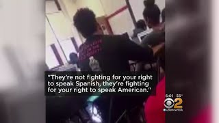 Calls For Disciplinary Action For NJ Teacher Caught Telling Students To