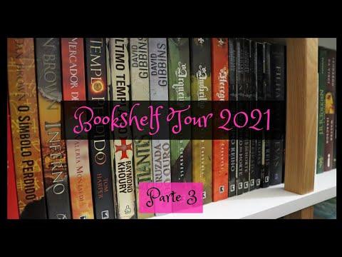 Bookshelf Tour 2021: Parte 3 | VEDA 15 | Raíssa Baldoni